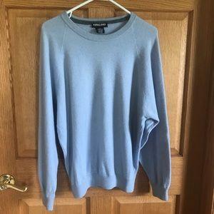 Kirkland 💯 cashmere sweater/ pullover